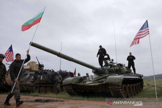 Amerika Serikat gelar latihan militer besar-besaran di negara-negara tetangga Balkan