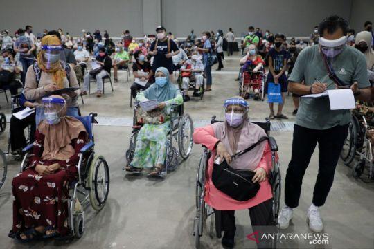 Malaysia berikan vaksin booster secara gratis