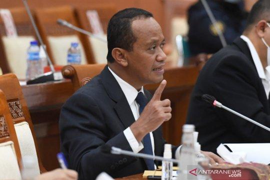 Kementerian Investasi minta tambahan anggaran Rp608,5 miliar di 2022