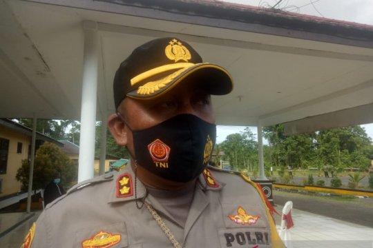 Polisi lacak jaringan terorisme Merauke di Timika