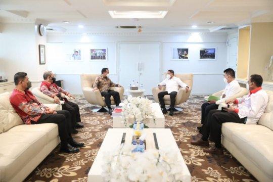 Menpora dukung pembangunan Stadion Mattoanging