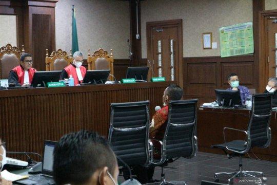 """Juliari Batubara disebut evaluasi jumlah penerimaan """"fee"""""""
