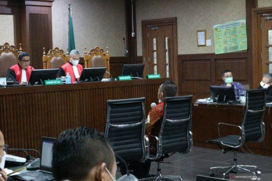 Saksi sebut dua perusahaan vendor bansos rekomendasi Juliari Batubara