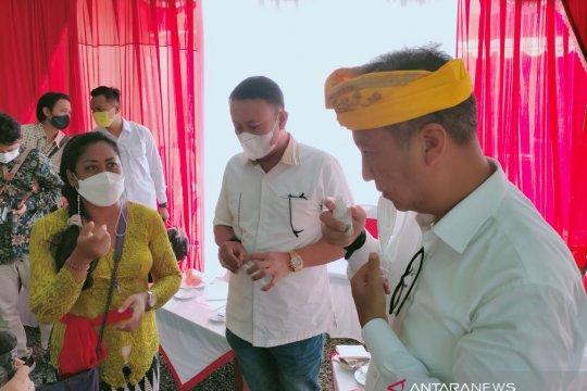 Menperin Agus Gumiwang beri semangat IKM Bali bangkit kembali