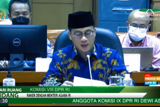 Komisi VIII DPR akan mendukung kebijakan pemerintah soal ibadah haji