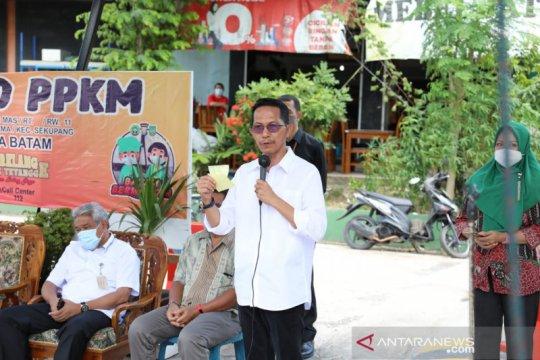 Asrama Haji Batam nyaris penuh rawat warga COVID-19
