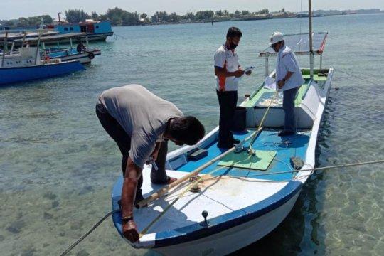 193 kapal di Kepulauan Seribu dapat Pas Kecil gratis dari Kemenhub