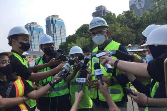 MRT Jakarta buka kesempatan lembaga/komunitas kunjungi proyek fase 2