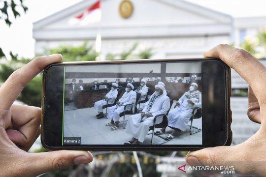 Sidang kasasi Rizieq, polisi kerahkan 1.660 personel