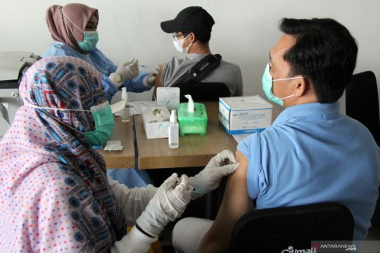 Antibodi terbentuk 28 hari usai vaksin, prokes harus tetap dijaga