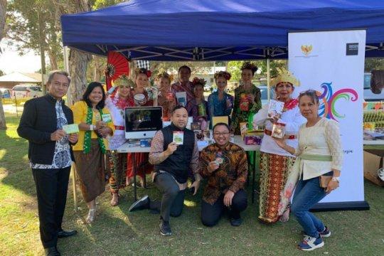 Festival Indonesia di Scotts Head Australia memikat masyarakat lokal