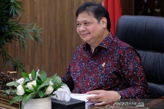 Presiden tetapkan Airlangga jadi Ketua Presidensi G20 Indonesia