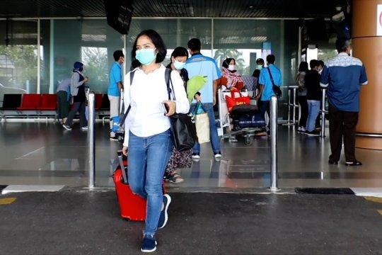 Aktivitas penerbangan Bandara Supadio Pontianak turun 69 persen