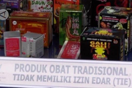 BPOM imbau masyarakat teliti memilih obat tradisional