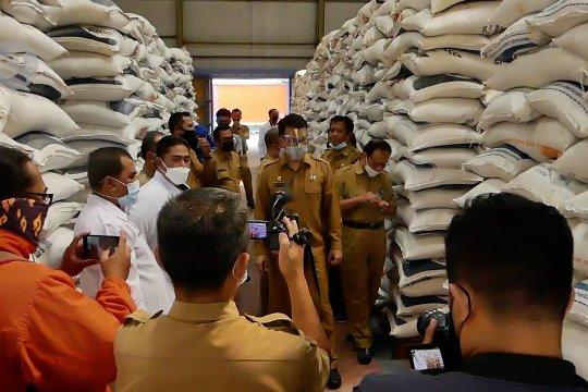 Bulog Kedu sediakan 10 ribu ton beras jelang Lebaran
