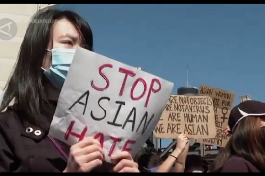 RI minta AS jamin keamanan warganya dari sentimen Anti-Asia