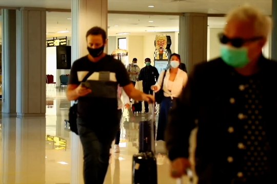 Bandara Ngurah Rai alami penurunan penumpang 89 persen