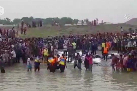26 orang tewas dalam tabrakan perahu cepat di Bangladesh