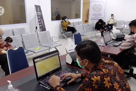 Kantor Imigrasi Batam buka layanan paspor Hari Minggu