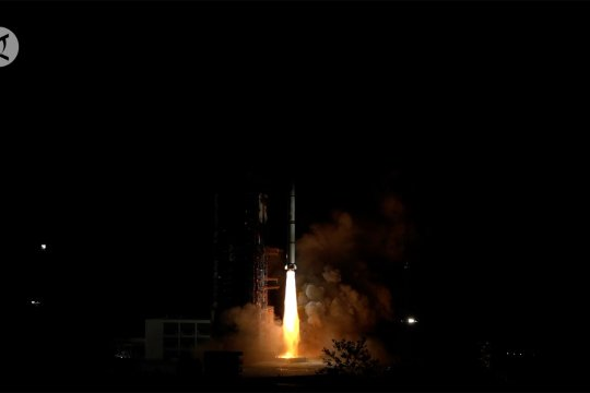 China luncurkan satelit penginderaan jauh baru