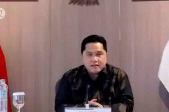 Erick Thohir: ECTExpo 2021 harus beri pengalaman menarik