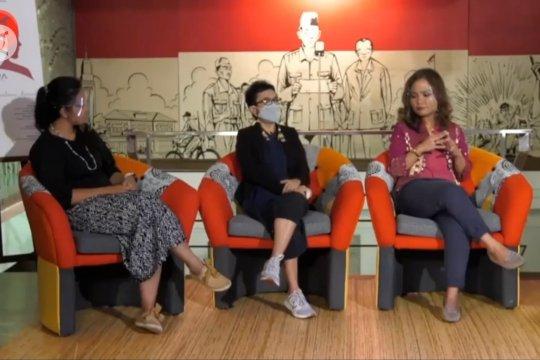 Ini Kisah inspiratif wartawati LKBN ANTARA dalam menjalankan tugas Jurnalis