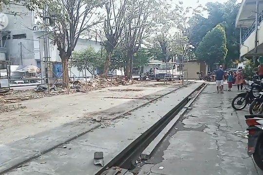 Pemkot Madiun upayakan kegiatan ekonomi Pasar Sleko berjalan selama revitalisasi