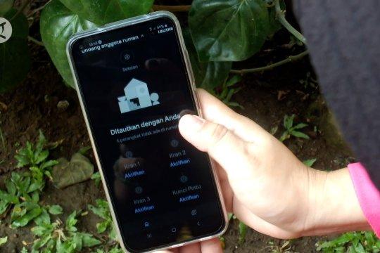 Pertanian pintar berbasis Android ala Bhayangkari Polres Jember