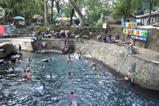 Satgas COVID-19 Klaten tutup paksa tempat wisata