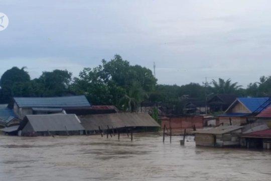 Tanah Bumbu Kalsel dilanda banjir, 104 jiwa sudah dievakuasi
