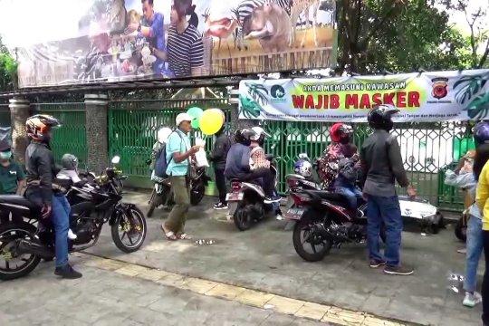 Enam objek wisata di Kota Bandung ditutup sementara