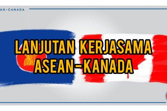 30 Menit - Merangkum deretan potensi kerjasama lanjutan Kanada - ASEAN