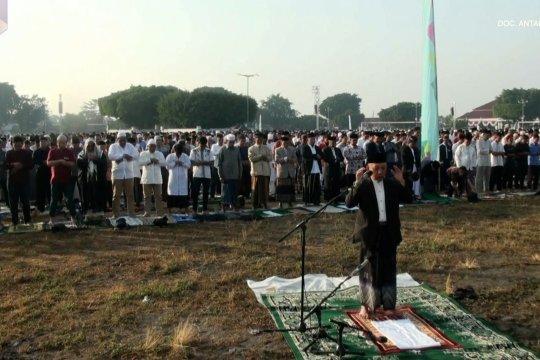 Muhammadiyah anjurkan shalat Idul Fitri di tempat terbuka