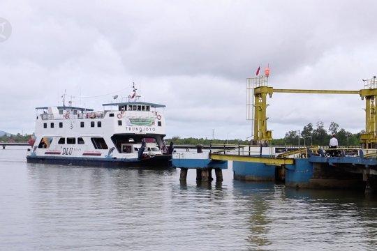 Penyebrangan Batulicin–Kotabaru beroperasi 24 jam di masa larangan mudik