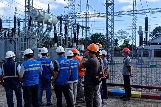 PLN Babel pastikan pasokan listrik aman penuhi kebutuhan Idul Fitri