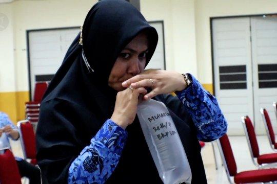 Cegah klaster kantor, ASN Pemkab Kubu Raya wajib tes GeNose C19