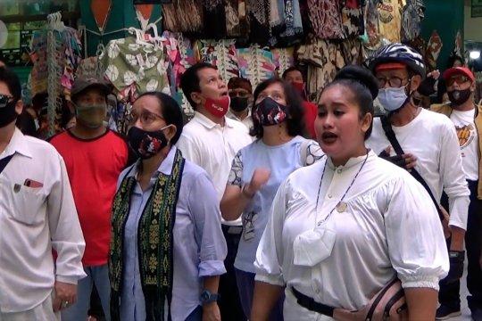 Dari Yogyakarta gelorakan Gerakan Indonesia Raya Bergema