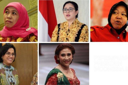 Deretan nama perempuan yang masuk radar kandidat presiden 2024