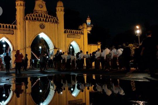 Malam Selikuran Keraton Surakarta, tradisi sambut Lailatul Qadar