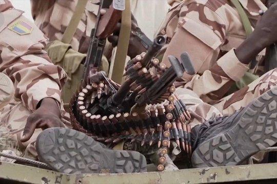 Tentara Chad umumkan kemenangan atas pemberontak