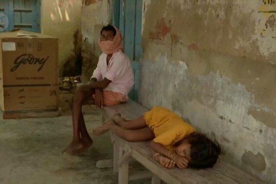 Kondisi wabah COVID di perdesaan India: tanpa tes, tanpa perawatan