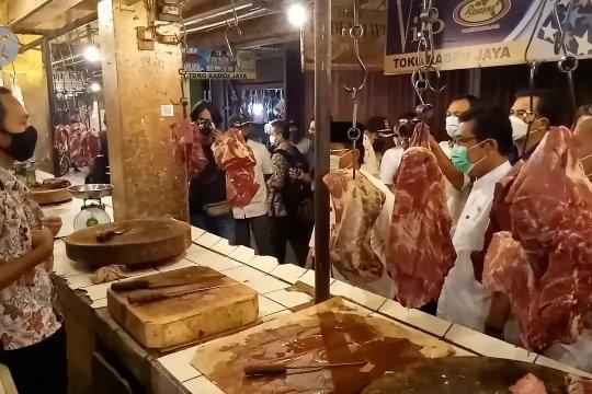 PD Pasar Kota Tangerang gandeng Bulog atasi permintaan daging sapi