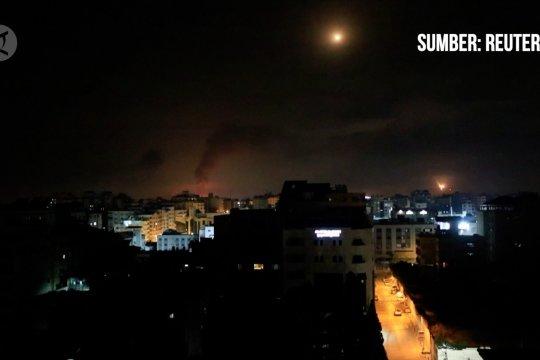 38 warga Palestina tewas dalam serangan Israel jelang Lebaran