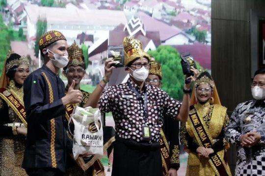 Dongkrak pariwisata Aceh, Kemenparekraf dan Pemkot siapkan tiga program