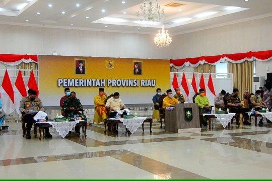 Gubernur Riau: Maksimalkan dana desa untuk penanganan COVID-19