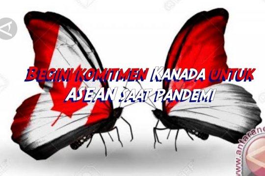 30 Menit - Begini komitmen Kanada untuk ASEAN saat pandemi