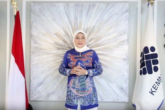 Ucapkan selamat Idul Fitri, Menaker minta tunda mudik