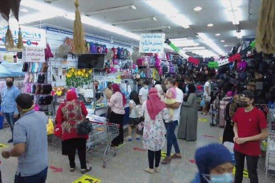 Warga Kuwait rayakan Idul Fitri di tengah pembatasan COVID-19