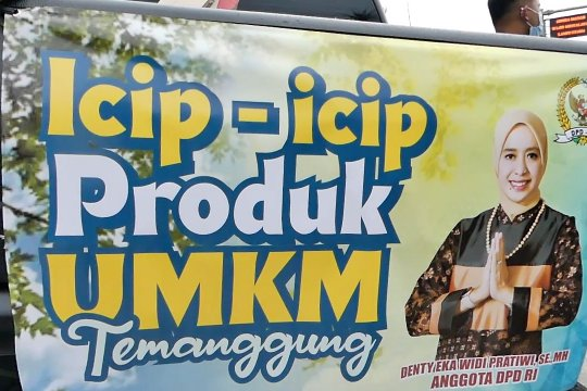 Icip-icip produk UMKM Temanggung agar ekonomi bergerak