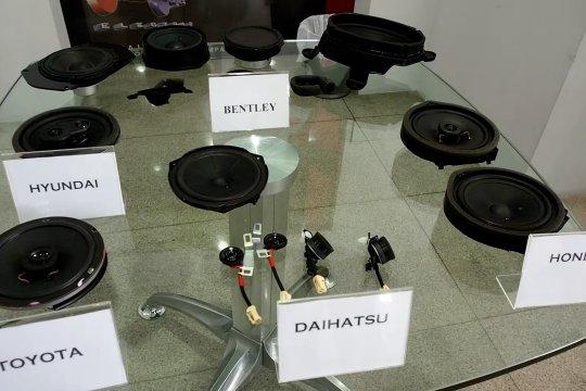Menperin bangga Surabaya suplai produk audio untuk mobil mewah